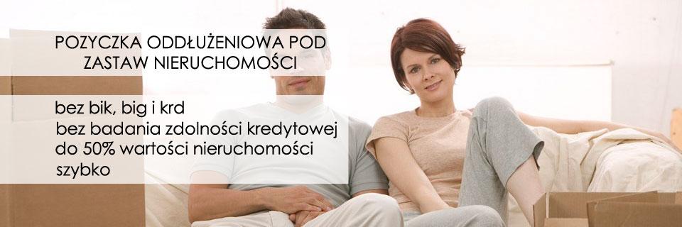 Pożyczki pod zastaw nieruchomości. Bielsko-Biała